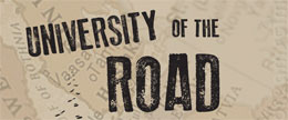 University of the Road Logo